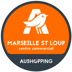 Centre Commercial Aushopping MARSEILLE ST LOUP